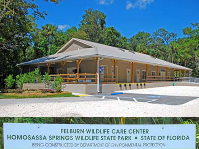 The Felburn Wildlife Care Center
