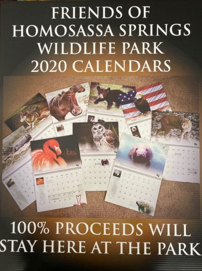 2020 Calendars Available at the ESHSWSP